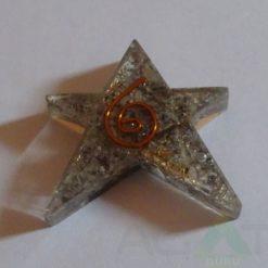 Blue Aventurine Orgone Star