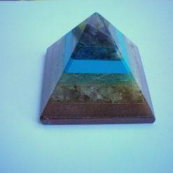 Chakra Bonded Pyramid