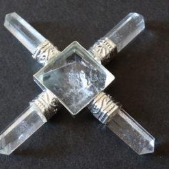Crystal Quartz Energy Generators
