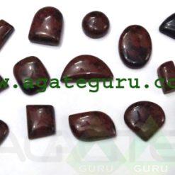 Dark-Brown-Agate-Cabochon-M