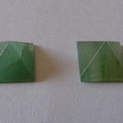 Green Aventurine Baby Pyramid
