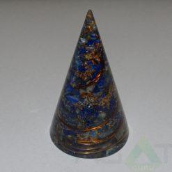 Lapis Lazuli Orgone Cone