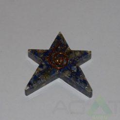 Lapis Lazuli Orgone Star