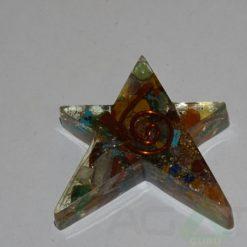 Mix Chakra Orgone Star