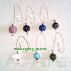 Mix Stone Ball Pendulums