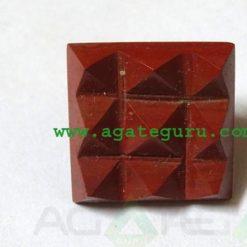 Red Jasper Vastu Pyramids,,..