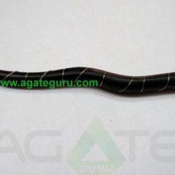 Rose Snake Type healing wand