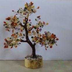 Multi Gemstone 300bds tree