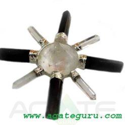 Black Tourmaline Crystal Quartz Energy Generator