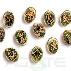 Green-Jade-Orgonite-Reiki-Karuna-Set