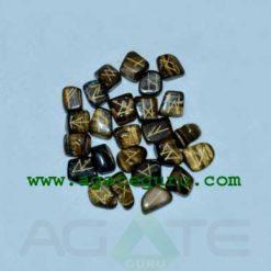 Tiger Eye Tumble Rune Sets