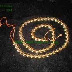 Citirine Beads