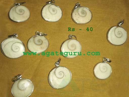 Momti Chakra Ring Pendants.