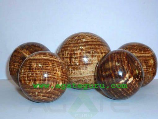Aragonite Balls : Wholesale Gemstone Balls : Healing Gemstone Spheres