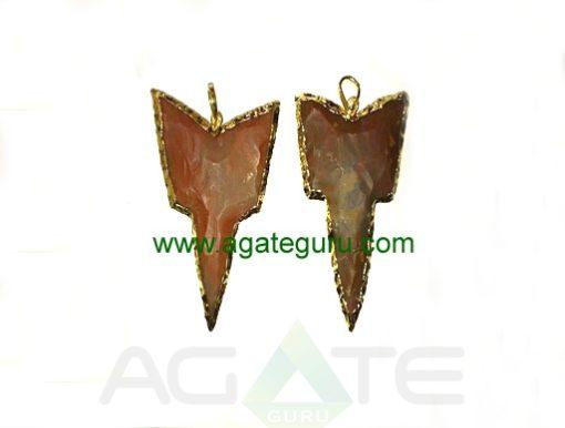 Eletroplated-arrowhead,