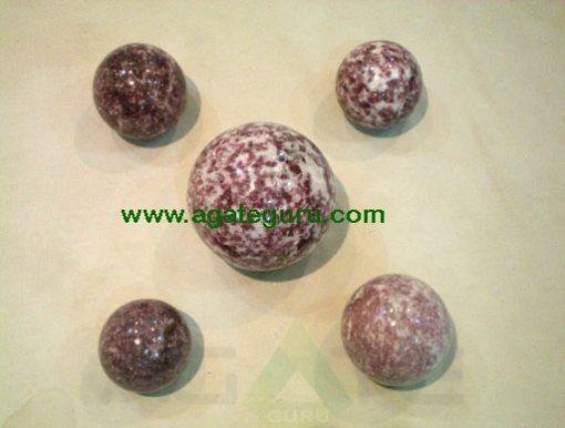 Lapedolite Spheres