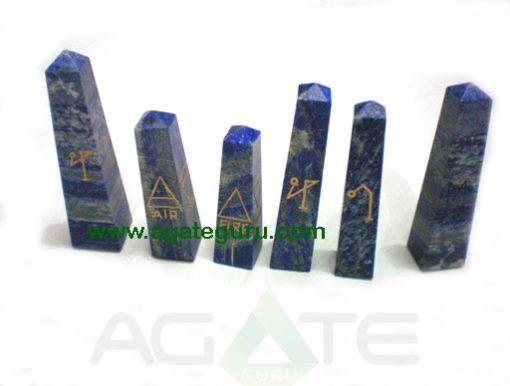 Lapis Lazuli Arch Angel Tower