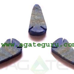 Lapis Lazuli Flat Arrowheads