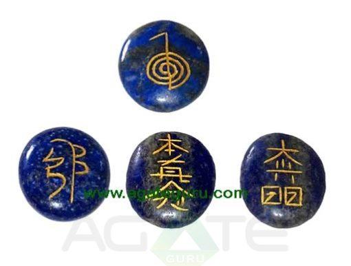 Lapis Lazuli Reiki Oval Sets
