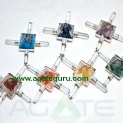 Mix Orgone pyramid Energy Generator