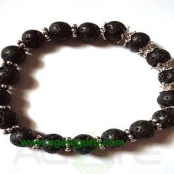 Lava Stone beads bracelet