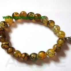 Squama rock/Dragon Bone Laughing Buddha Bracelets