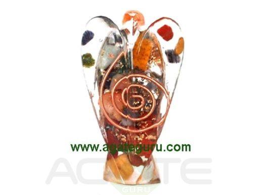 Mix Gemstone Orgonite, (1)