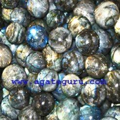 Best Quality Hot Sale Natural Labradorite Gemstone Spheres - Wholesale Gemstone Balls
