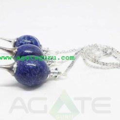 Lapis Lazuli Ball Pendent : Pendulum Wholesaler