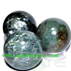 Moss Agate Ball : Manufacturer Of Agate Balls Spheres Wholesaler Manufacturer