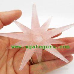 12 Point Merkaba Star Wicca Reiki Healing
