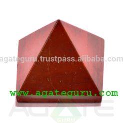 Red Jasper Wholesale Pyramids Khambhat Supplier