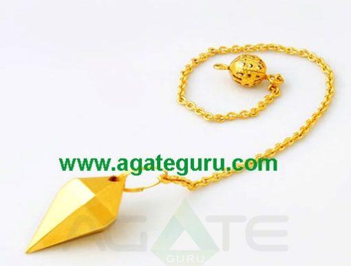 brass pendulums