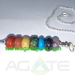 7 chakra pendulum