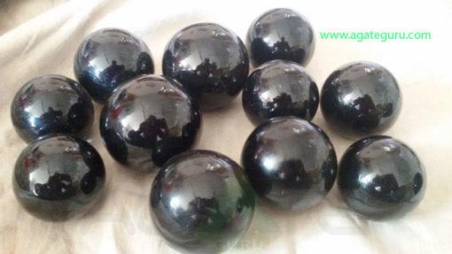 Black-Obsidian-Sphere