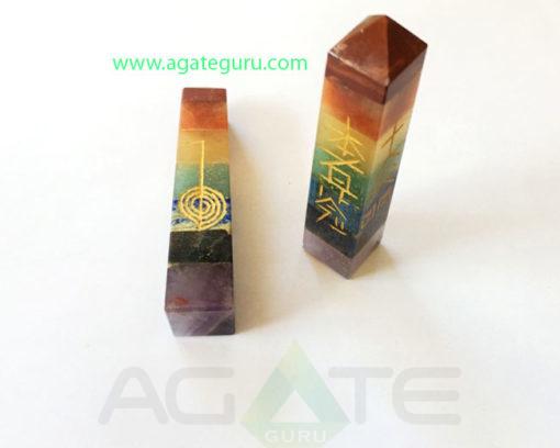 Chakra-Engrave-Usai-Reiki-Set-Point