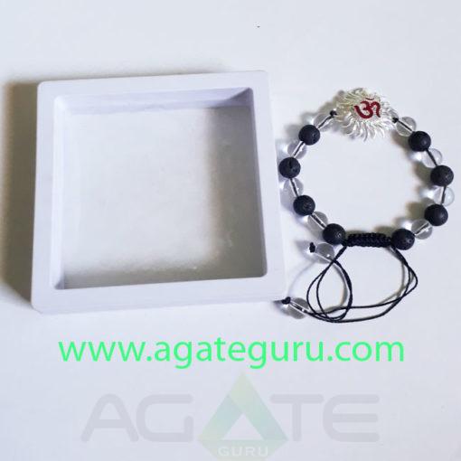 Mix-Lava-Crystal-Quartz-Beads-Bracelet-With-Gift-Box