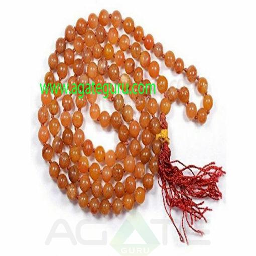 Red-Carnelian-Gemstone-Beads-MEditation-Jaap-Mala