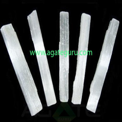 Selenite-Gemstone-Natural-Shape-HEaling-Stick
