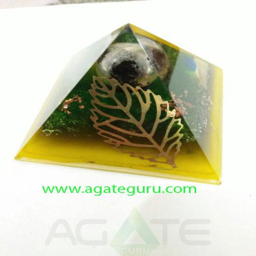 Yellow-Fency-Orgonite-Fency-Pyramid