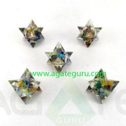 Chakra-Orgone-Markaba-Star