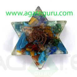 Chakra-Orgone-Star