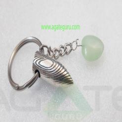 Crystal-Heart-Key-Ring