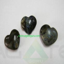 Labradorite-Puff-Heart