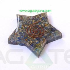 Orgone-Lapis-Lazuli-Chips-Star